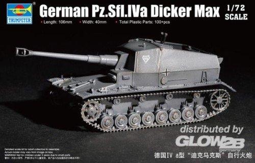 Trumpeter 07108 1/72 German Pz.Sfl.Iva Dicker
