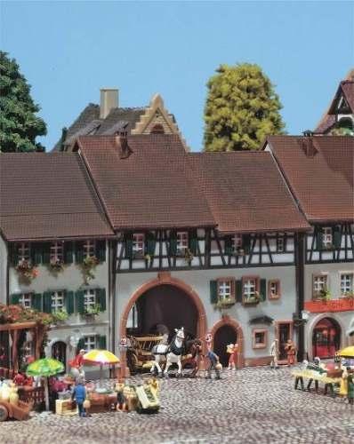 Faller 232374 Stadthaus Schwabentor