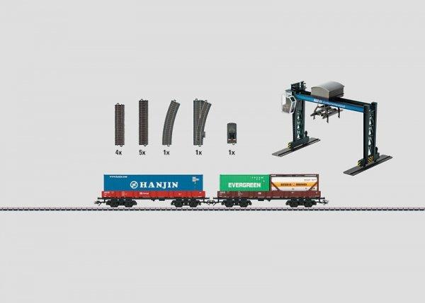 Märklin 78450 H0 Ergänzungspackung Containerterminal