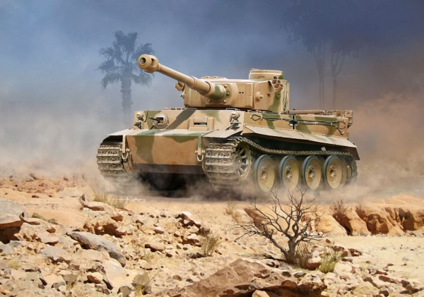 Sd.Kfz.123 REVELL 03266 Modellbausatz PzKpfw II Ausf 1:72 L Luchs ab 12 Jahr