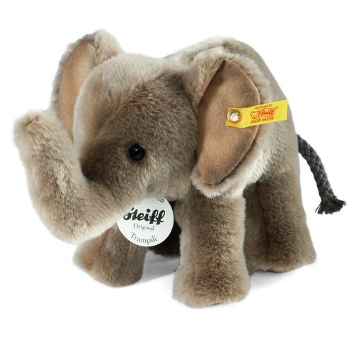 Steiff 064487 Trampili Elefant 18 grau steh