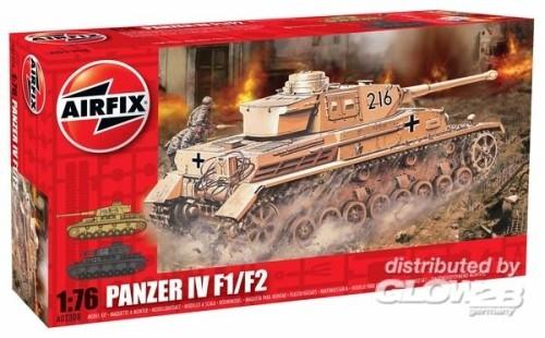 Airfix 02308 Panzer IV Tank