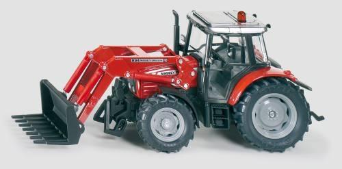 Siku 3653 Traktor mit Frontladergabel