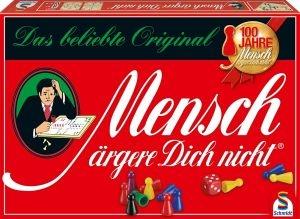Schmidt 49021 Mensch ärgere Dich nicht, Standardausgabe