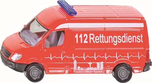 Siku 805 Krankenwagen