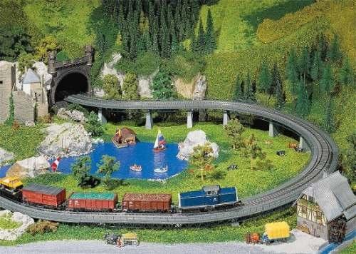 Faller 120478 Viadukt-Oberteil (gebogen, R