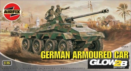 Airfix 01311 German Armoured Car