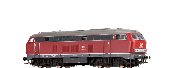 Brawa 61208 N Diesellok BR 216 DB IV