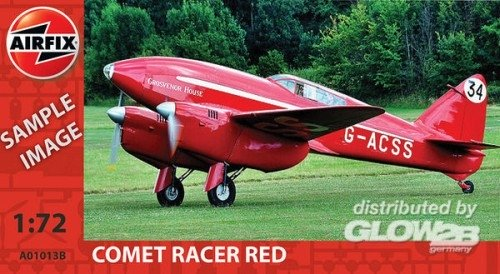 Airfix 01013 de Havilland DH.88 Comet Race