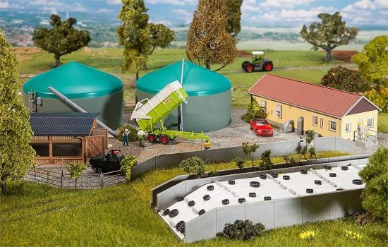 Faller 130468 Biogasanlage