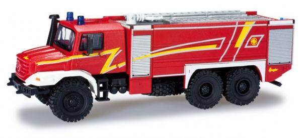 "Herpa 049986 Mercedes-Benz Zetros ""Ziegler-Design"""