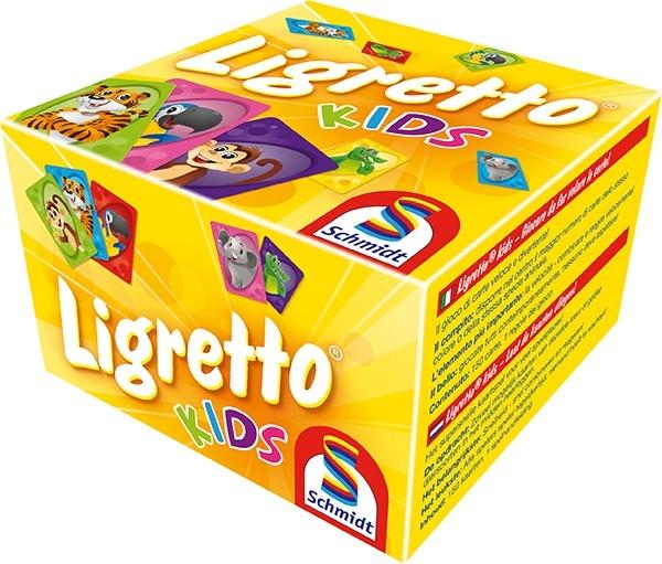 Schmidt Spiele 1403 Ligretto® Kids