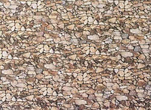 Faller 222562 Mauerplatte Naturstein