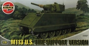 Airfix 02327 M113 U.S. FIRE SUPPORT VERSIO