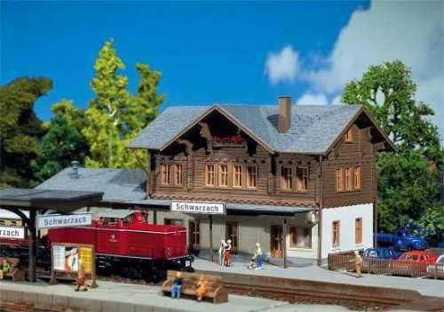 Faller 212108 Bahnhof Schwarzach