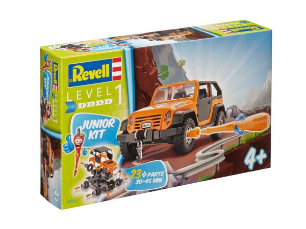 Revell 00803 Off-Road Vehicle