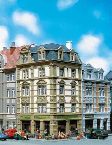 Faller 130916 Stadteckhaus Goethestraße 62