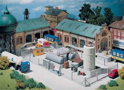 Faller 180433 Industrie-Metallzaun