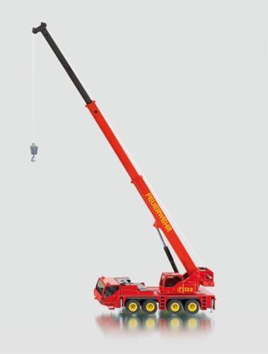 Siku 2110 Feuerwehr Kranwagen #2110