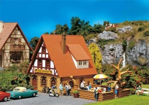 Faller 130314 Gasthaus Zur Krone
