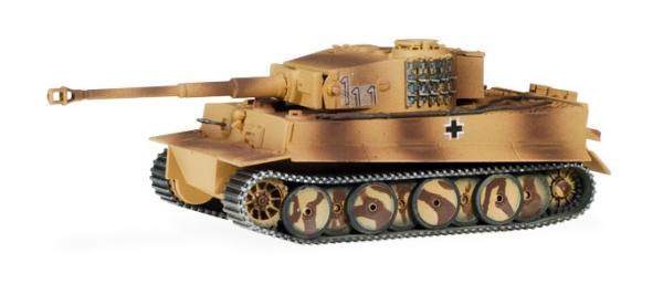 Herpa 746458 Kampfpanzer Tiger, Panzer Abt. 507, 1 . Kompanie Ostfront