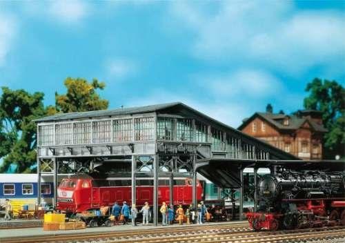 Faller 131279 Bahnsteigbrücke