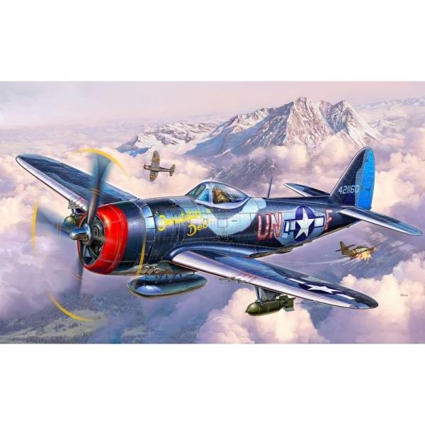 Revell 03984 P-47 M Thunderbolt