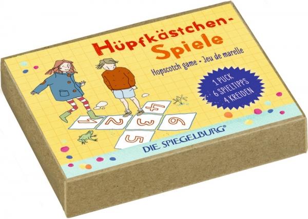 Die Spiegelburg 13315 Hüpfkästchenspiel Bunte Geschenke