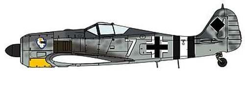Hasegawa 609965 1/48 Focke-Wulf Fw190A-6 Stur