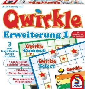 Schmidt 49271 Qwirkle Erweiterung