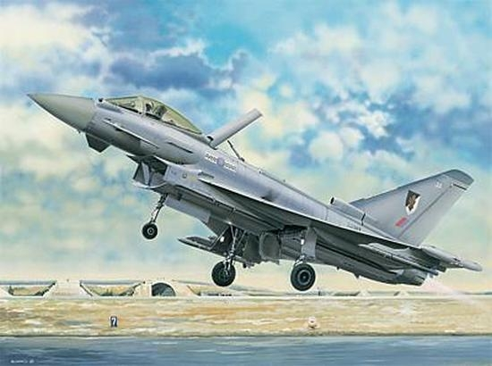 Trumpeter 752278 1/32 EF-2000 Eurofighter Typh