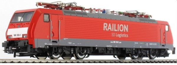 Roco 79632 H0 E-Lok BR 189 AC Railion