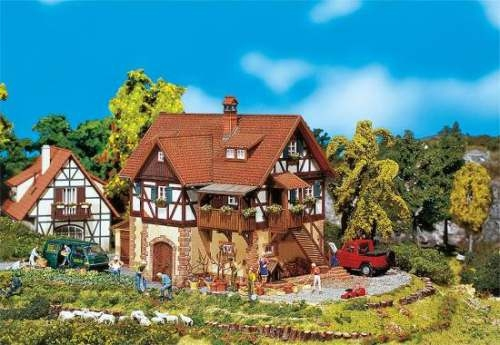 Faller 130266 Fachwerkhaus