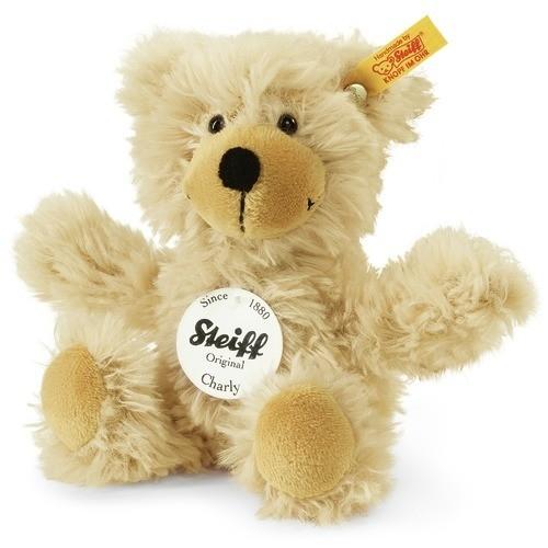 Steiff 012822 Charly Schlenker Baer, beige