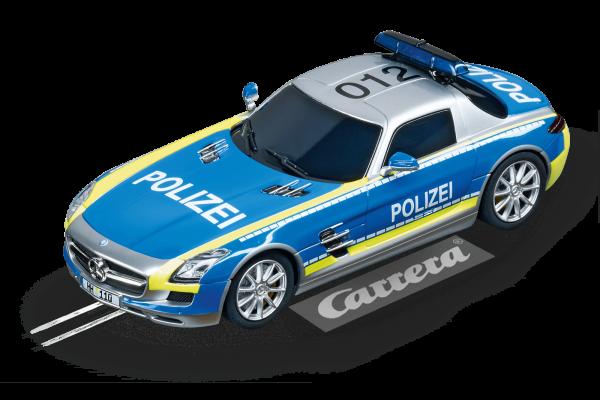 "Carrera 20030793 Mercedes-SLS AMG ""Polizei"""