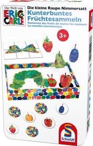 Schmidt 51237 Die kleine Raupe Nimmersatt, Kunterbuntes Früchtesammeln