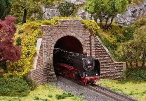 Faller 120559 Tunnelportal für Dampf- und O