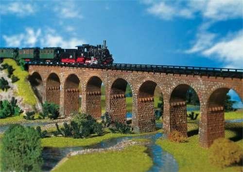 Faller 222585 2 Viaduktbrücken (gerade)