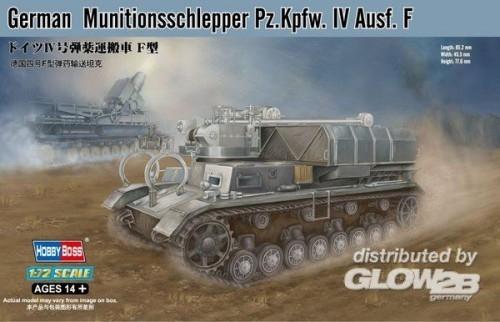 Hobby Boss 82908 German Munitionsschlepper Pz.