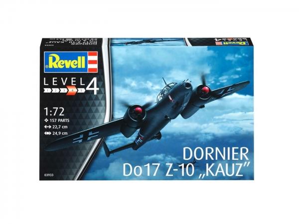 """Revell 03933 Dornier Do17 Z-10 """"Kauz"""""""