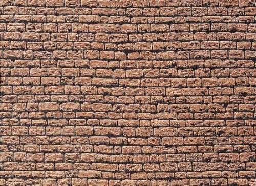 Faller 170620 Mauerplatte Muschelkalk