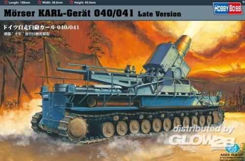 Hobby Boss 82905 Morser KARL-Geraet 040/041 La