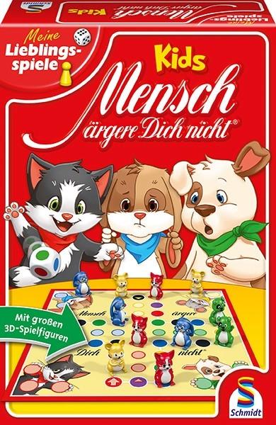Schmidt Spiele 40534 Mensch ärgere Dich nicht®, Kids