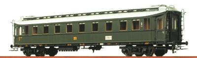 Brawa 45200 H0 D-Zug Wagen B4ue pr 21aDR