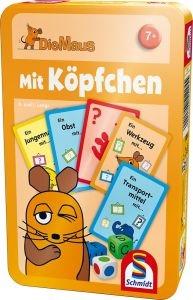 Schmidt 51255 Die Maus, Mit Köpfchen