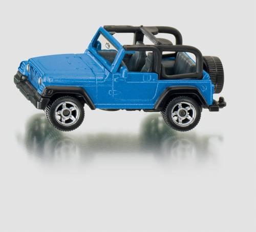 Siku 1342 Jeep Wrangler (#1342)