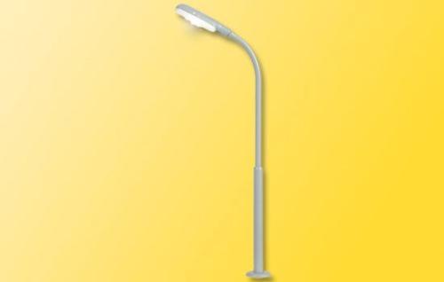Viessmann 6490 N Peitschenleuchte, LED weiß