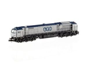 Mehano 58859 Diesellok Blue Tiger II LTH Ep.V