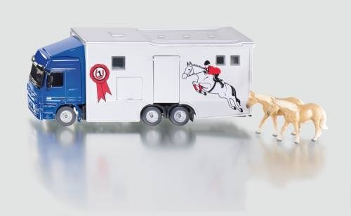 Siku 1942 Pferdetransporter