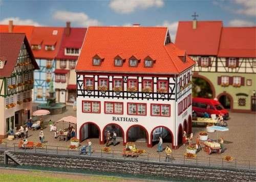 Faller 130491 Rathaus